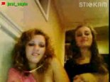 Stickam girls Just sayin