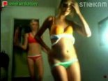 Jewel and kelsey strips and flashes on stickam
