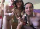 Four lesbians going crazy