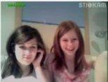 Stickam girls redhead and friend