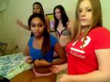 Four lesbians from cam4 love oral sex
