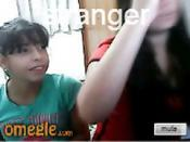 Spanish teens on Omegle