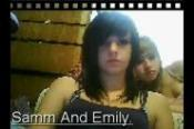 Amateursvideos Sam and Emily masturbate