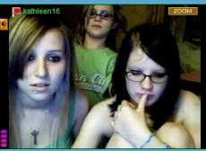 Girls on stickam flashing boobs