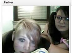 Two Chatroulette girls from German