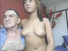 Webcam incest video