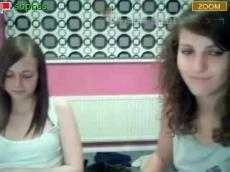 College teens flashing on Stickam, stickam ->