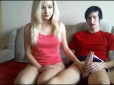 Russian couple fuck on Chaturbate