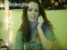 Beautiful girl strip on Tinychat