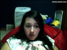 Cam4 video 18yo busty teen masturbates