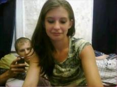 Real amateur porn on webcam