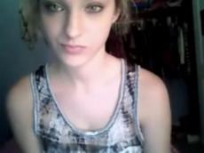 GetWitItBrah aka Christyn H masturbates on Skype